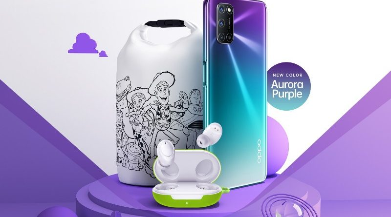 OPPO A92 Disney and Pixar's Toy Story Bundling Edition