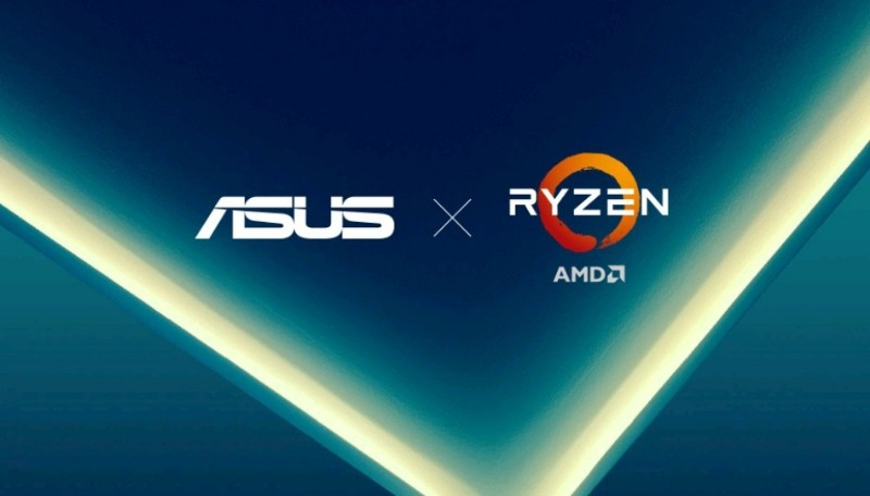 laptop asus x amd ryzren