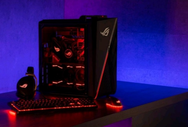 ROG Strix GA35, Gaming Desktop Powerful