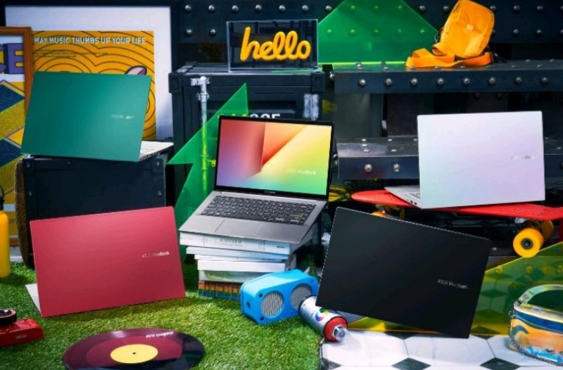 laptop asus terbaru 2020 amd ryzen 4000