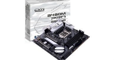 Motherboard COLORFUL Intel B460 Series Terbaru