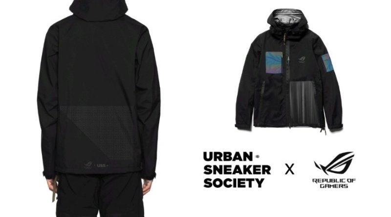 ASUS ROG Zephyrus G14 (GA401) Kolabs dengan Urban Sneaker Society