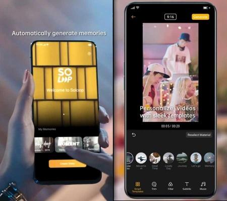 aplikasi edit video coloros 7
