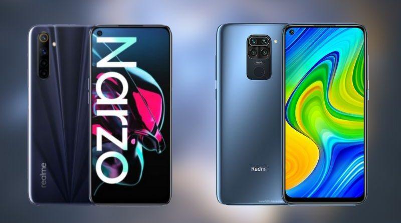 realme Narzo vs Redmi Note 9: Pilih Mana?