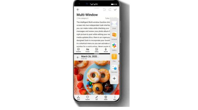 Tanpa Layanan Google, Ini Fitur EMUI 10.1 di Huawei P40 Series
