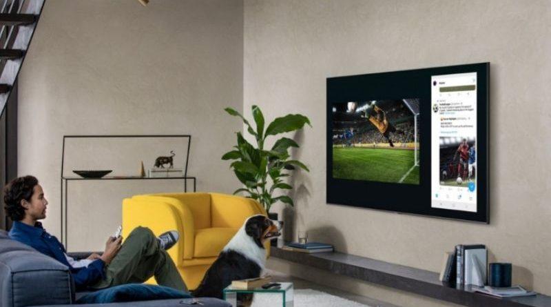 Samsung QLED 8K TV 2020,Dipersenjatai Infinity Screen