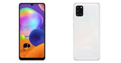 Samsung Galaxy A31 RAM 8GB Dijual Harga 4 Jutaan