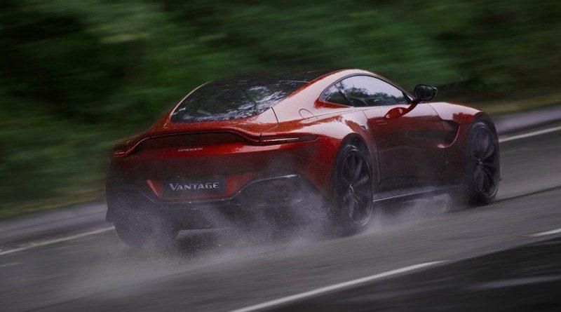 Lenovo Menjadi Mitra Workstation Resmi Aston Martin