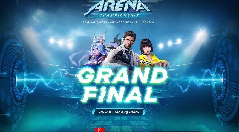 GoPay Arena Championship Masuki Babak Grand Final!
