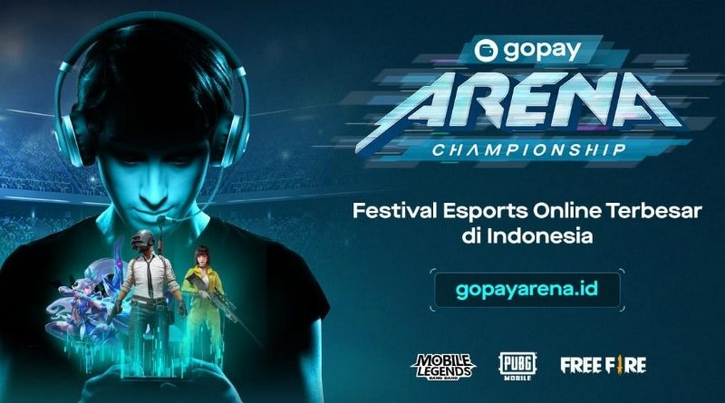 GoPay Arena Championship Jadi Ajang Mobile eSport