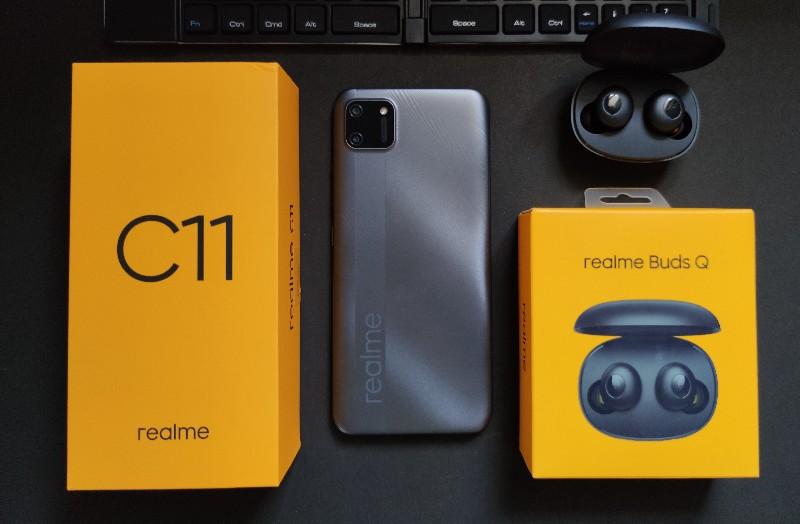 Review Realme C11, Kelebihan & Kekurangan HP Harga 1 Jutaan