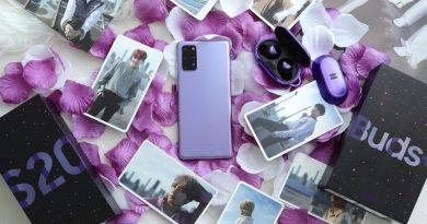 Samsung Galaxy S20+ & Buds+ BTS Edition Resmi di Indonesia