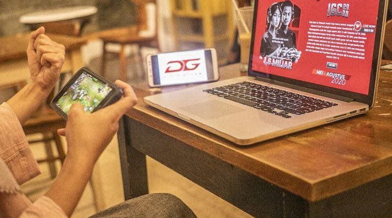 the gaming world mobile gaming industry