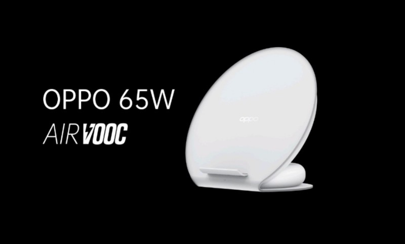 oppo 65 watt air vooc fast charge
