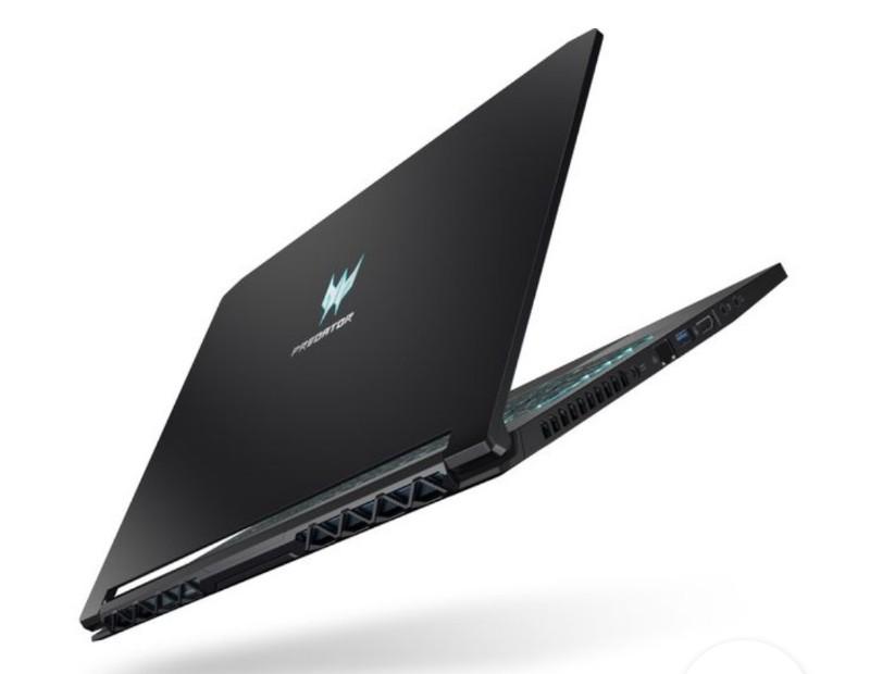 laptop gaming predator triton 500