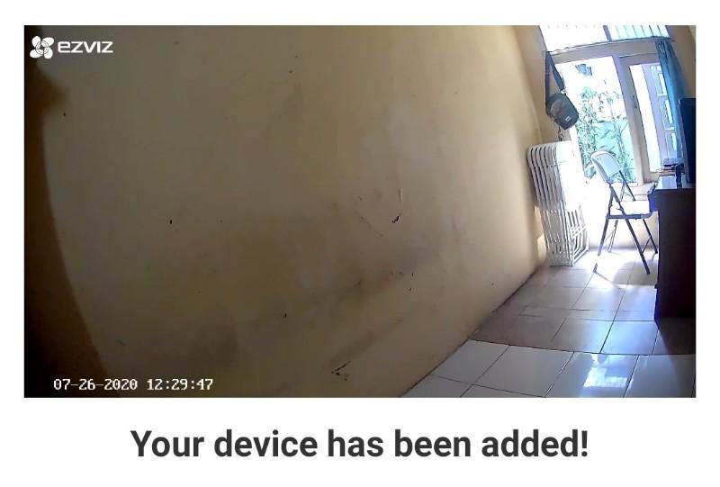 kamera ezviz c1hc indoor