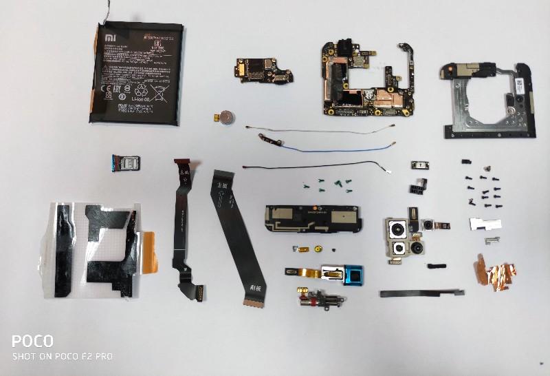 baterai poco f2 pro
