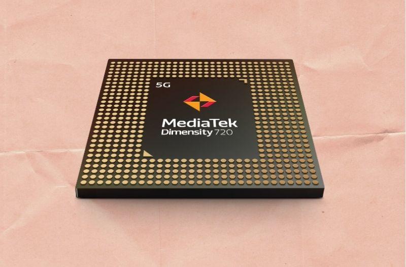 chipset mediatek dimensity 720