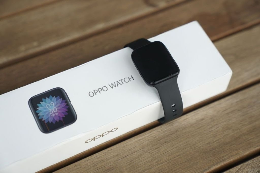 Indonesian Oppo Watch