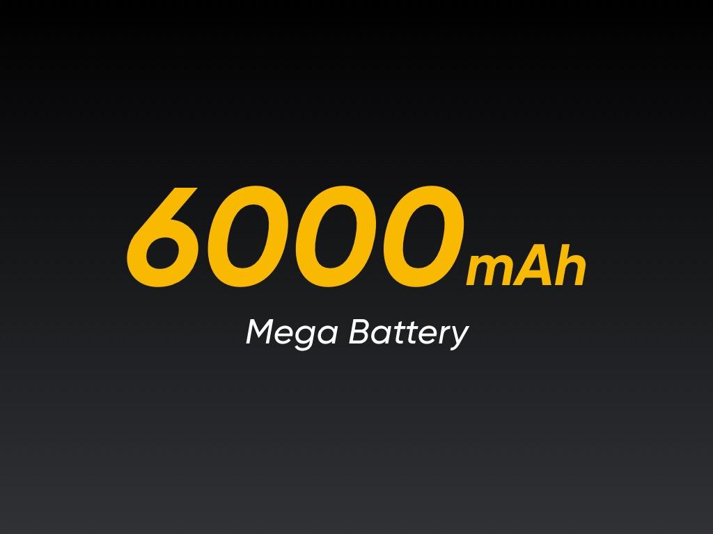 baterai 6000mah realme c12