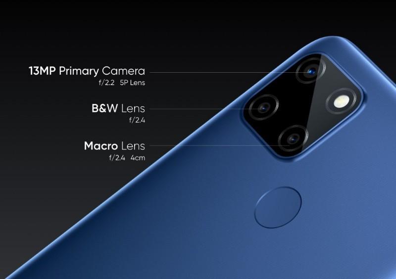triple camera dengan night mode