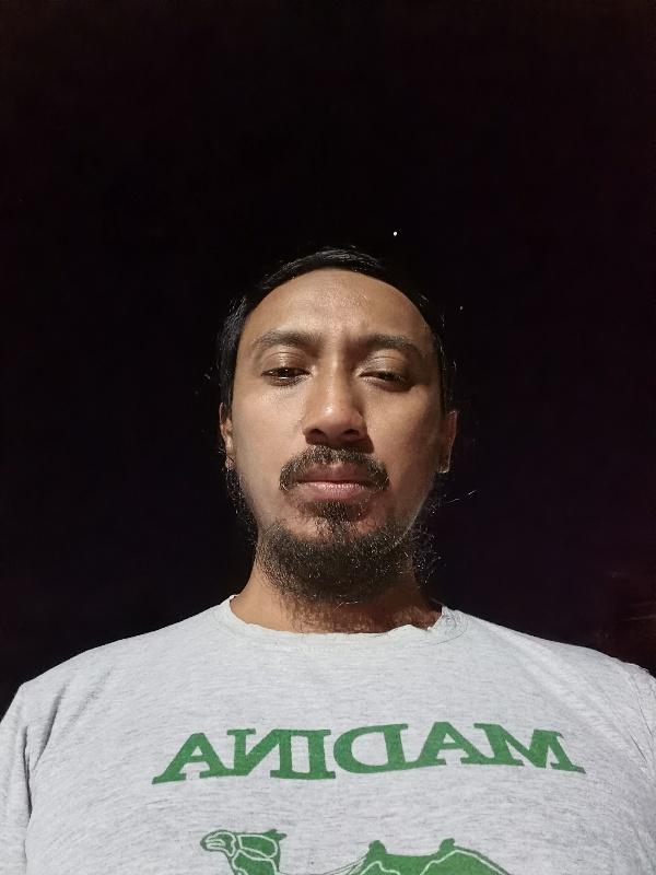 selfie night mode