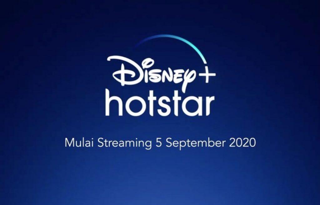 streaming disney + hotstar indonesia