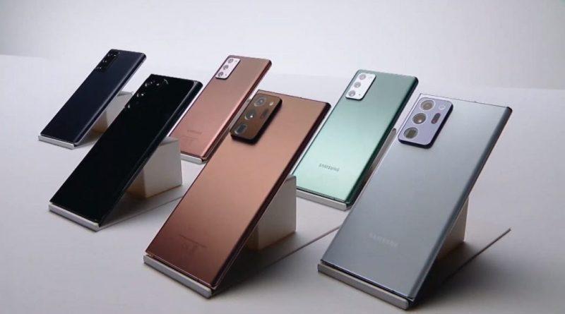 Pre Order Galaxy Note20 Series di Indonesia, Ini Jadwalnya!
