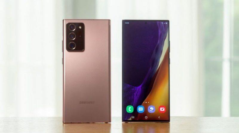 Samsung Galaxy Note20 series harga indonesia