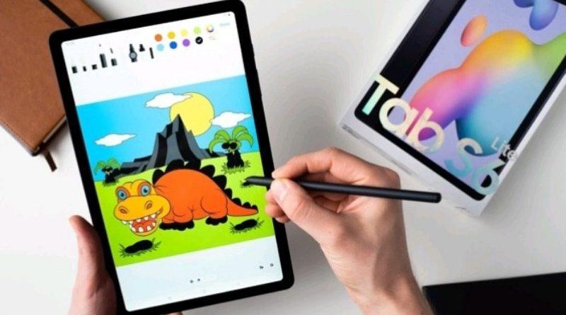 Tips Maksimalkan Fitur Galaxy Tab S6 Lite
