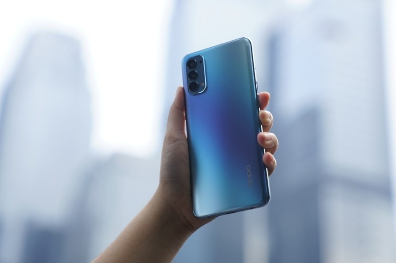 price for oppo reno 4 indonesia