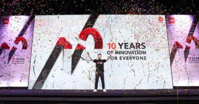 Ultah ke-10, Xiaomi Rilis Rangkaian Produk Baru di Indonesia