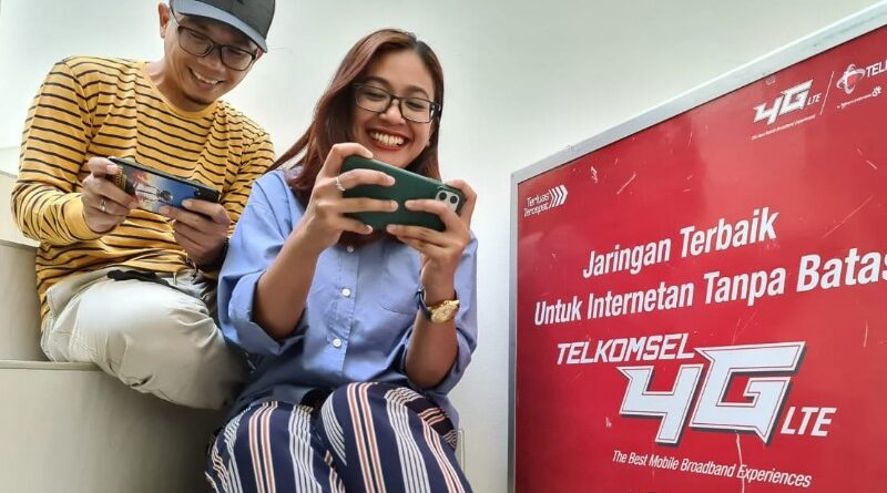GamesMax Unlimited Play dari Telkomsel, Voucher Game Murah Meriah