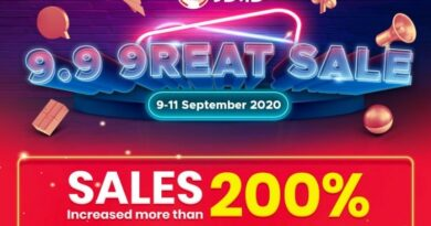 Gelar 9.9 9reat Sale, JD.ID Penjualan
