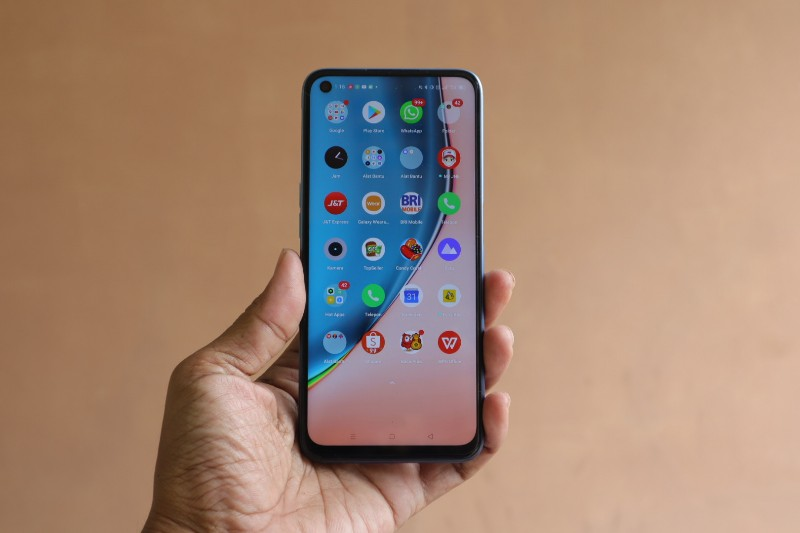 full review realme 7