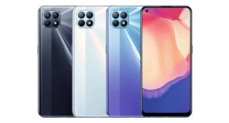 oppo reno4 se specifications