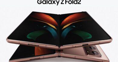 Pre Order Samsung Galaxy Z Fold2 Indonesia