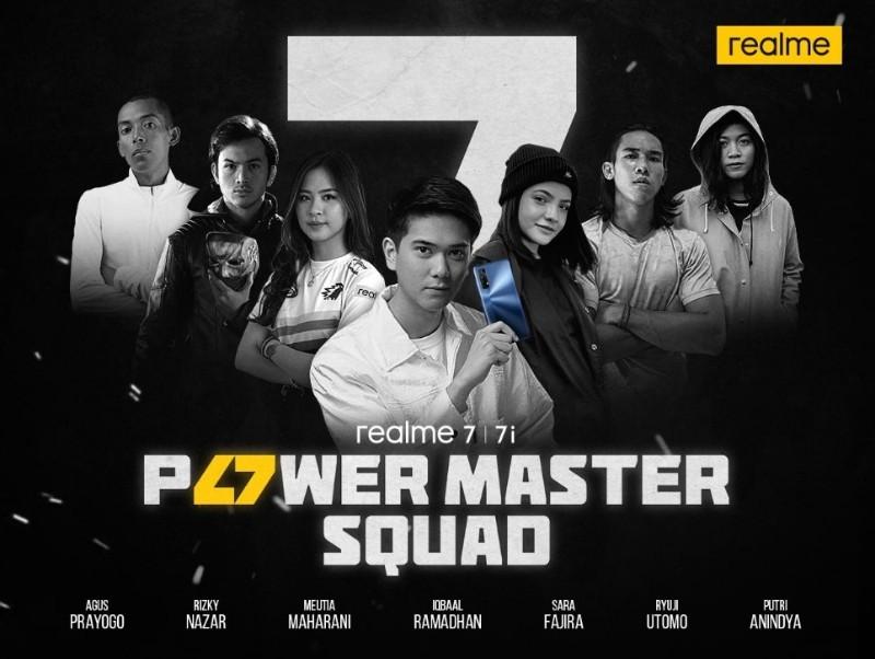 Realme Indonesia Konfirmasi Kehadiran realme 7 Series