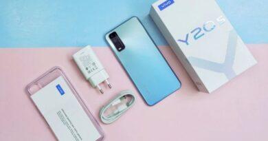 Harga & Kelebihan Vivo Y20S, HP 3 Juta Dengan Spesifikasi RAM 8GB