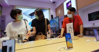 HES Bandung Huawei