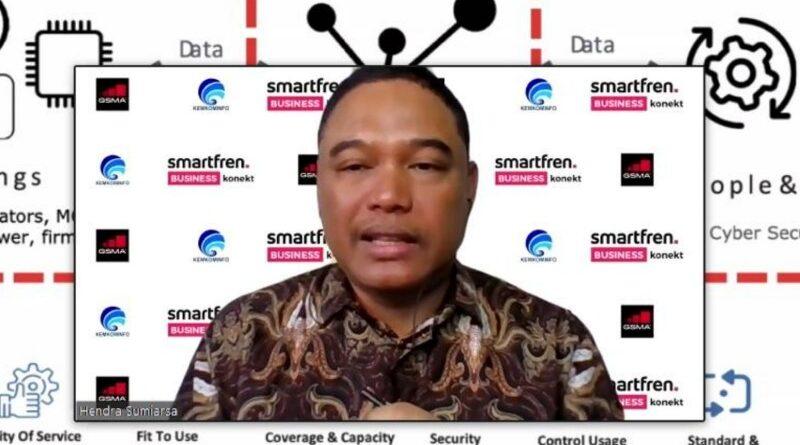 Smartfren Business Luncurkan Solusi IoT thingspark