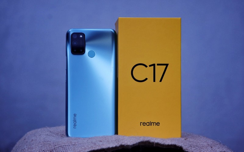 review realme c17 indonesia