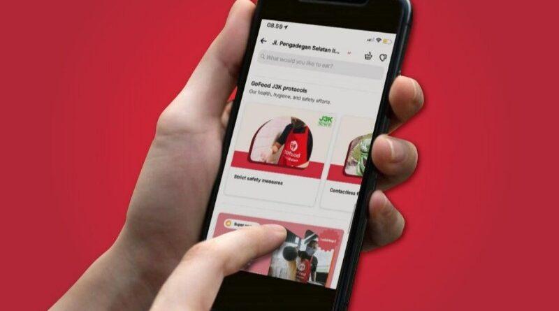 Aplikasi GoFood di Gojek No. 1, Ungguli 46 Aplikasi Dunia