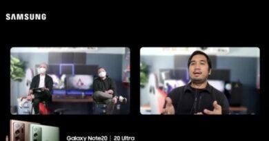 Main Game di Samsung Galaxy Note20 Ultra Seru!