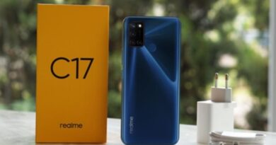 Review Singkat Realme C17: Unboxing