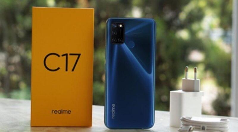 Review Singkat Realme C17: Unboxing