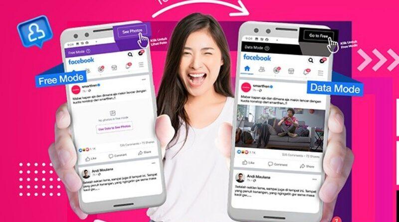 Gratis Facebook Buat Pelanggan Smartfren Tanpa Kuota