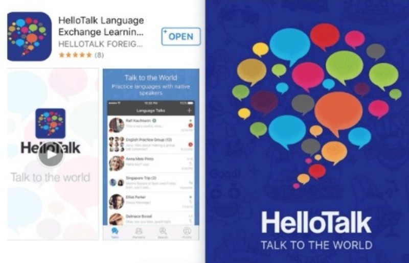 aplikasi hellotalk