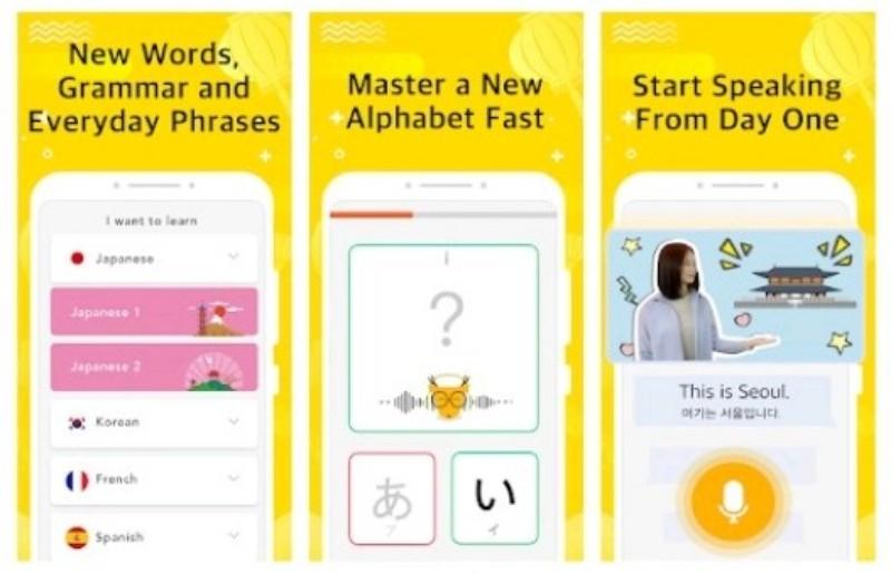 lingodeer aplikasi belajar bahasa inggris