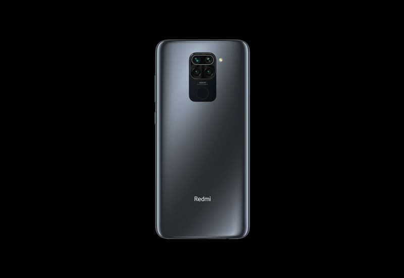 specifications redmi note 9 onyx black
